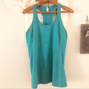 Lucy tank top in a gorgeous color